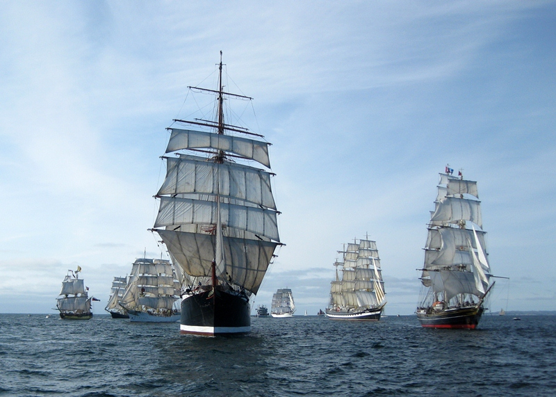 Evenement TALL SHIPS Races HARLINGEN